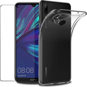 Xeptio Huawei Y7 2019 gel tpu et vitre