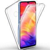 Coque Xeptio Huawei Y7 2019 gel tpu intégrale