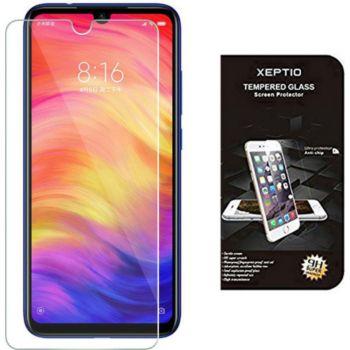 Xeptio Xiaomi Redmi 7 verre trempé