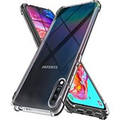 Coque Xeptio Samsung Galaxy A70 gel tpu antichoc