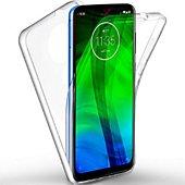 Coque Xeptio Motorola Moto G7 gel tpu intégrale