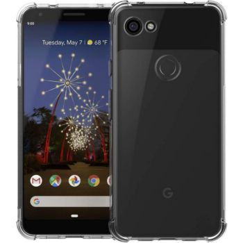 Xeptio Google Pixel 3A gel tpu antichoc