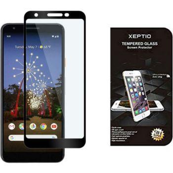 Xeptio Google Pixel 3A vitre noir