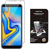Protège écran Xeptio Samsung Galaxy J4 PLUS verre trempé