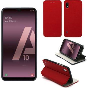 Xeptio Samsung Galaxy A10 Etui rouge Slim