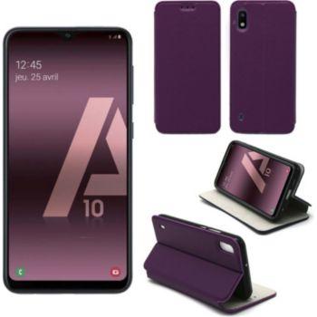 Xeptio Samsung Galaxy A10 Etui violet Slim