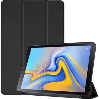 Xeptio Samsung Galaxy TAB 10 2019 Housse noire