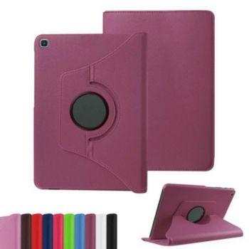 Xeptio Samsung Galaxy TAB S5E rotatif violet