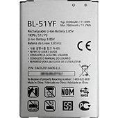 Batterie téléphone portable LG pour G4 H815