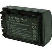 Batterie camescope Otech pour SONY DCR-SX34