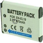 Batterie appareil photo Otech pour NIKON COOLPIX W100