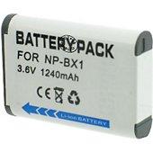 Batterie appareil photo Otech pour SONY CYBERSHOT DSC-HX60