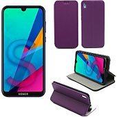Housse Xeptio Honor 8S Etui violet Slim