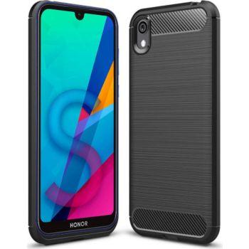 Xeptio Huawei Honor 8S carbone noir