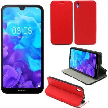 Xeptio Huawei Y5 2019 Etui rouge Slim