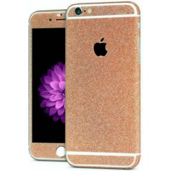 Shot Case Sticker IPHONE 5/5S Paillettes OR