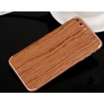 Shot Case Sticker IPHONE 7 + Bois CHENE CLAIR