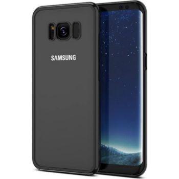 Shot Case Coque SAMSUNG Galaxy S8 Chrome (NOIR)