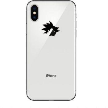 Shot Case Coque Silicone IPHONE X Sangoku