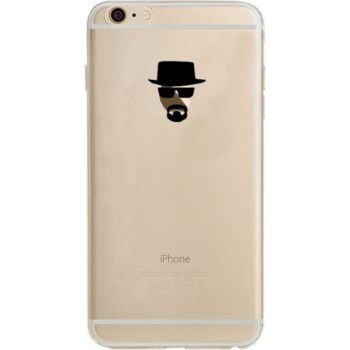 Quick Shot Coque Silicone IPHONE 6/6S Heisenberg
