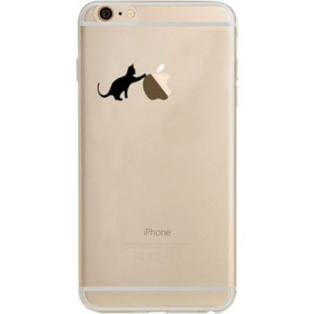 Shot Case Coque Silicone IPHONE 6/6S Chat