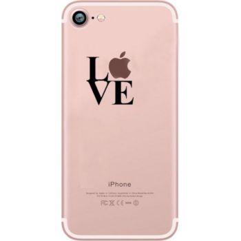 Shot Case Coque Silicone IPHONE 7 Love