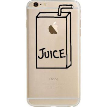 Quick Shot Coque Silicone IPHONE 6/6S Juice