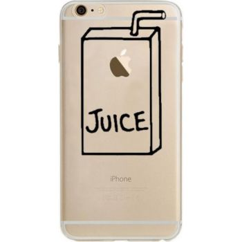 Shot Case Coque Silicone IPHONE 6/6S + Juice
