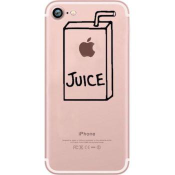 Quick Shot Coque Silicone IPHONE 7 Juice
