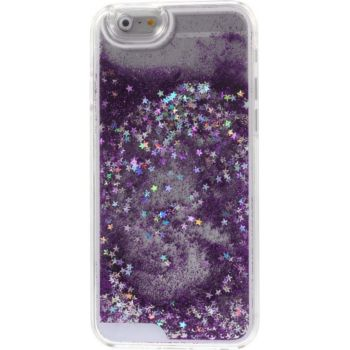 Quick Shot Coque Paillette IPHONE 7 Liquide VIOLET