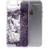 Coque Quick Shot Coque Paillette IPHONE 6 Liquide VIOLET