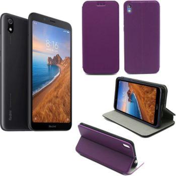 Xeptio Xiaomi Redmi 7A Etui violet Slim