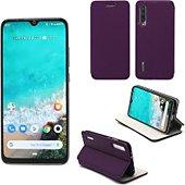 Housse Xeptio Xiaomi Mi A3 (MIA3) Etui violet Slim
