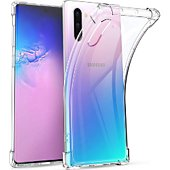 Coque Xeptio Samsung Galaxy Note 10 gel tpu antichoc