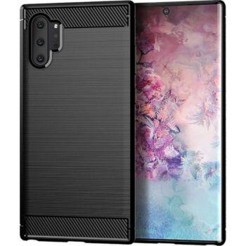 Xeptio Samsung Galaxy Note 10 PLUS carbone noir