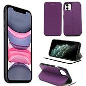 Housse Xeptio Apple iPhone 11 Etui violet Slim