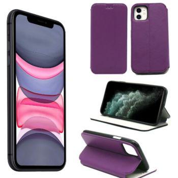 Xeptio Apple iPhone 11 Etui violet Slim