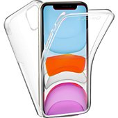 Coque Xeptio Apple iPhone 11 PRO  gel tpu intégrale