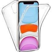 Coque Xeptio Apple iPhone 11 PRO  gel tpu intégrale