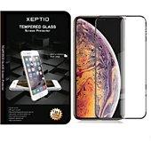 Protège écran Xeptio Apple iPhone 11 Pro Max vitre noir