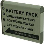 Batterie camescope Otech pour JVC BN-VG212US