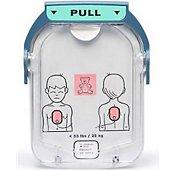 Electrodes Philips Pédiatriques pour HeartStart HS1