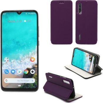 Xeptio Xiaomi Mi 9 LITE Etui violet Slim