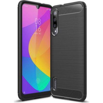 Xeptio Xiaomi Mi 9 LITE carbone noir