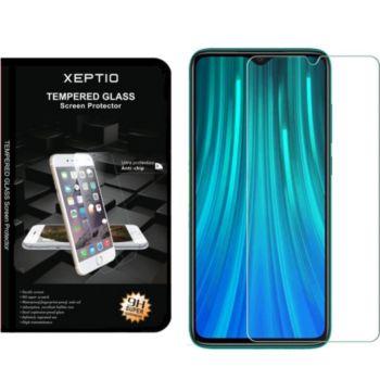 Xeptio Xiaomi Redmi Note 8 PRO verre trempé