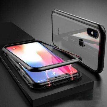 Shot Case Coque Verre Trempe IPHONE Xs APPLE Magne