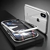 Coque intégrale Shot Case Coque Verre Trempe IPHONE Xr (BLANC)