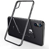 Coque Shot Case Coque IPHONE Xs Max Chrome (NOIR)