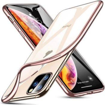 Shot Case Coque IPHONE 11 Pro Max Chrome (NOIR)