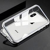 Coque intégrale Shot Case Coque Verre Trempe IPHONE 7 + (BLANC)